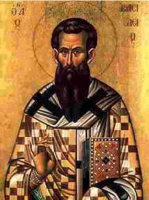 St. Basil the Great, pray for us!