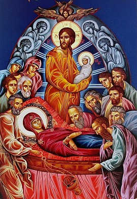 Dormition of the Mother of Our Lord and Savior, Jesus Christ